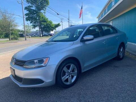 2013 Volkswagen Jetta for sale at Mutual Motors in Hyannis MA