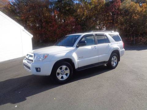 2008 Toyota 4Runner for sale in Hyannis, MA