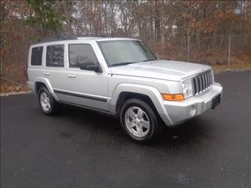 2008 Jeep Commander for sale in Hyannis, MA