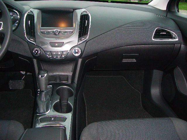 2016 Chevrolet Cruze LT Auto 4dr Sedan w/1SD - Richland Center WI