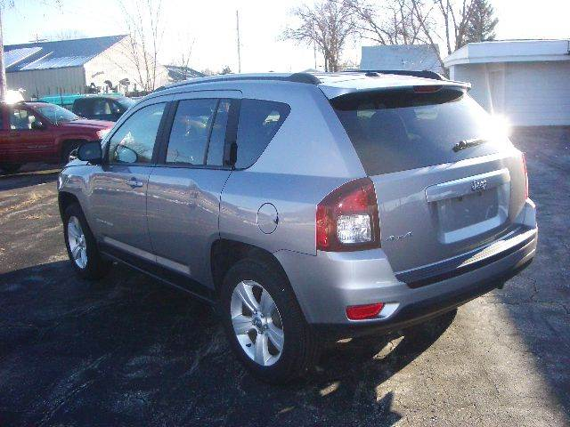 2016 Jeep Compass 4x4 Sport 4dr SUV - Richland Center WI
