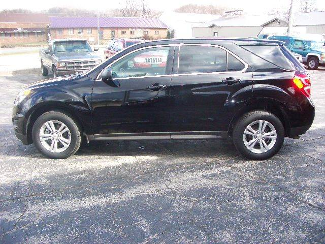 2016 Chevrolet Equinox for sale at G & W Car Sales in Richland Center WI
