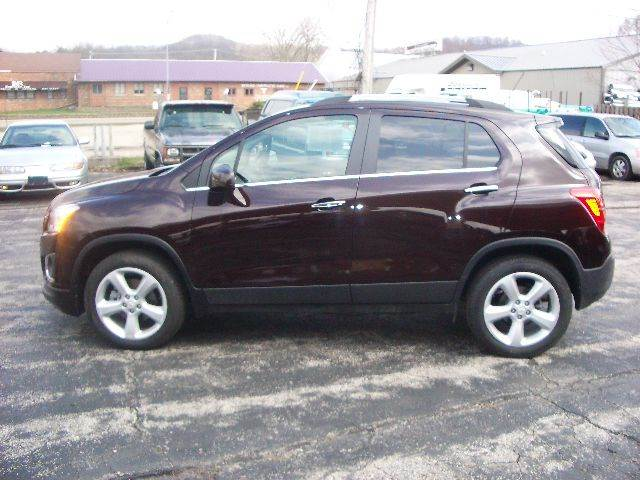2016 Chevrolet Trax for sale at G & W Car Sales in Richland Center WI