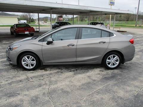 2018 Chevrolet Cruze for sale in Richland Center, WI