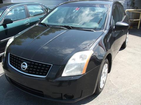 Nissan sentra for sale in westport ma for Carvalho s bargain motors