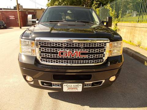 2011 GMC Sierra 2500HD for sale in Manchester, NH