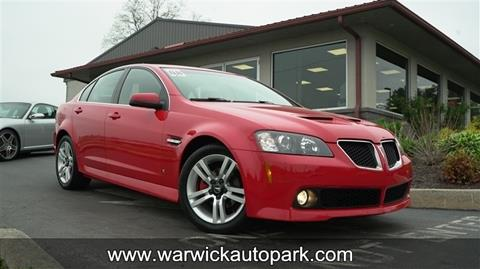2008 Pontiac G8 for sale in Lititz, PA