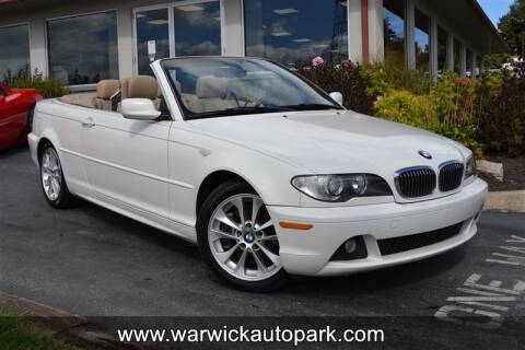 2005 BMW 3 Series 330Ci for sale at WARWICK AUTOPARK LLC in Lititz PA