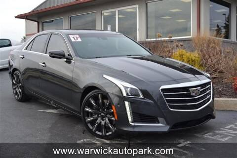 2017 Cadillac CTS 3.6L TT Vsport Premium Luxury for sale at WARWICK AUTOPARK LLC in Lititz PA