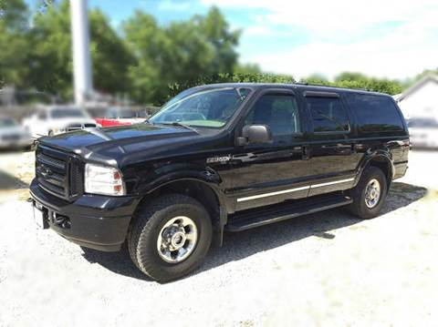 2005 Ford Excursion for sale at Bailey Auto in Pomona KS