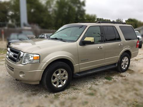 2008 Ford Expedition for sale in Pomona, KS