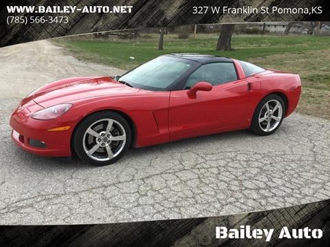 2008 Corvette For Sale >> 2008 Chevrolet Corvette For Sale In Pomona Ks