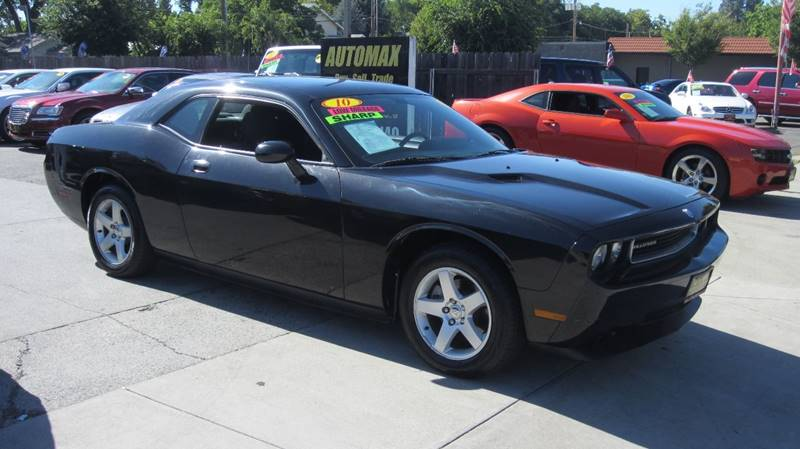 2010 Dodge Challenger Se 2dr Coupe In Roseville Ca Auto Max