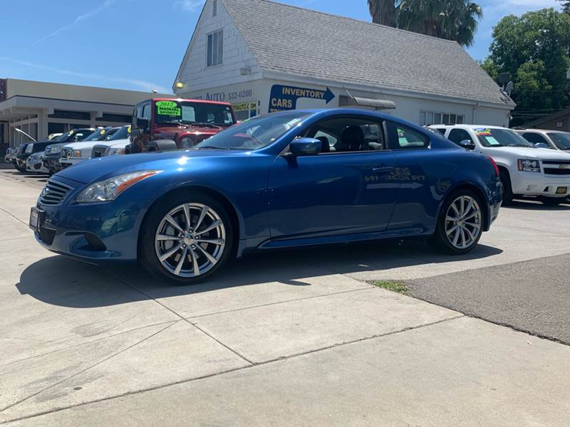 2009 Infiniti G37 Coupe Sport 2dr Coupe In Roseville CA