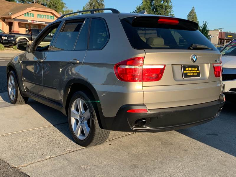 2008 Bmw X5 AWD 3 0si 4dr SUV In Roseville CA - AUTOMAX
