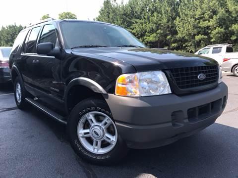 2005 Ford Explorer for sale in Greenville, SC