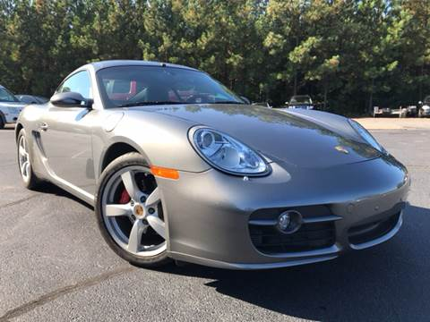 2007 Porsche Cayman for sale in Greenville, SC
