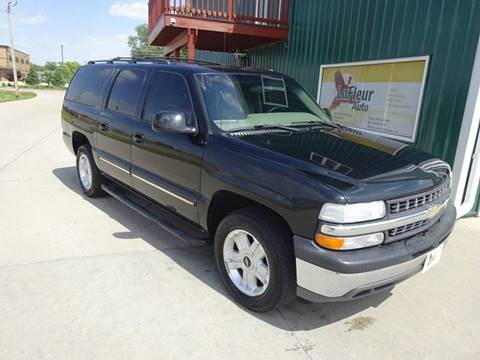 2001 Chevrolet Suburban for sale in North Sioux City, SD