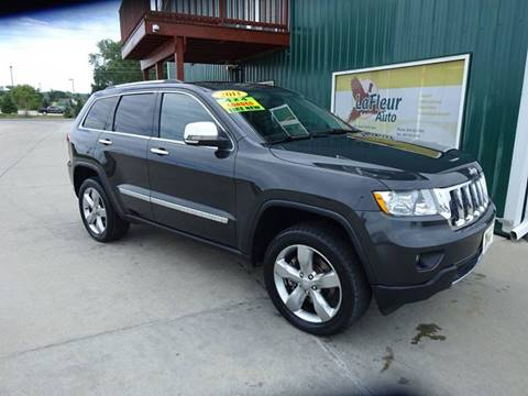 2011 Jeep Grand Cherokee for sale in North Sioux City, SD
