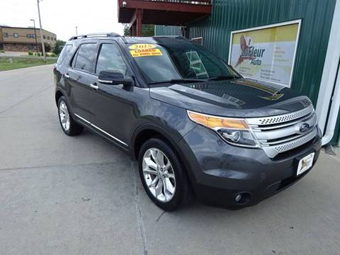 2015 Ford Explorer for sale in North Sioux City, SD