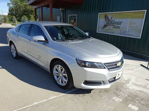 2017 Chevrolet Impala for sale in North Sioux City, SD