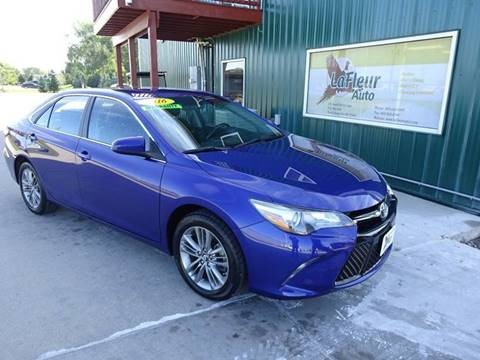 2016 Toyota Camry for sale in North Sioux City, SD