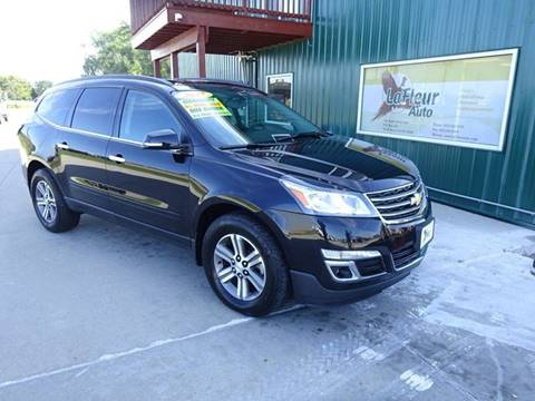 2017 Chevrolet Traverse for sale in North Sioux City, SD