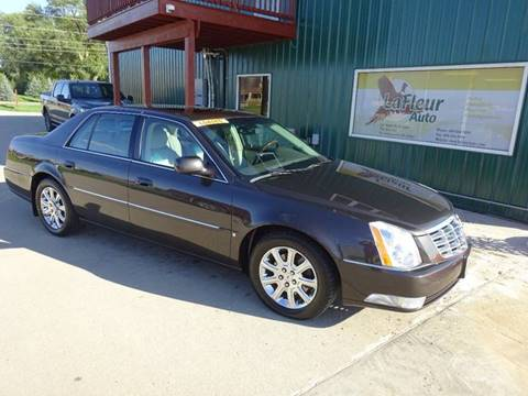 2008 Cadillac DTS for sale in North Sioux City, SD