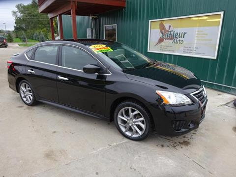 2014 Nissan Sentra for sale in North Sioux City, SD