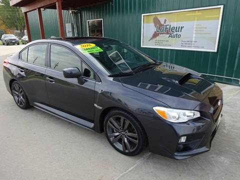 2016 Subaru WRX for sale in North Sioux City, SD