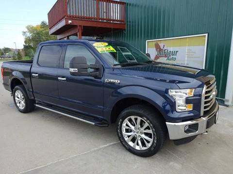 2015 Ford F-150 for sale in North Sioux City, SD