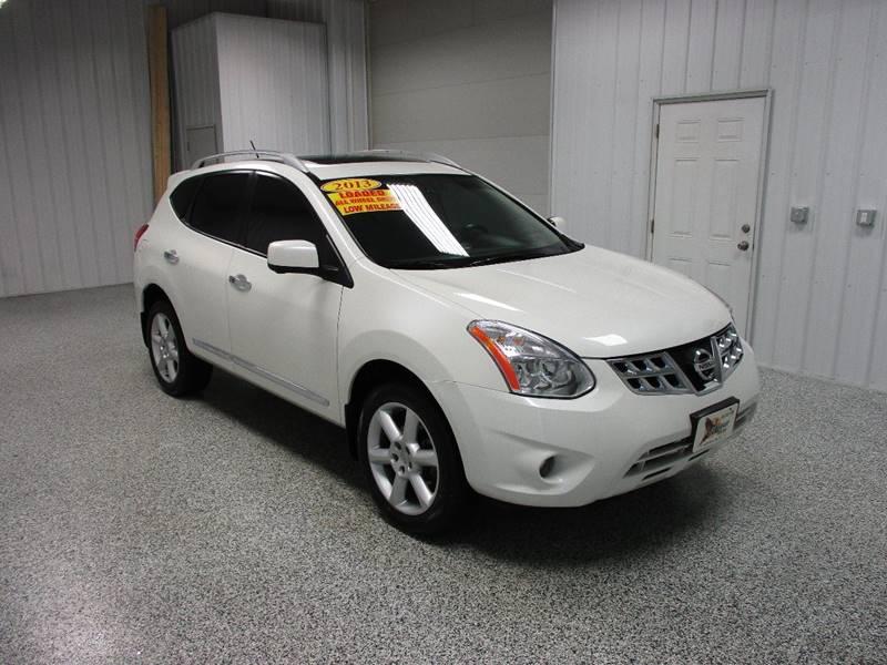 2013 Nissan Rogue Sl In North Sioux City Sd Lafleur Auto Sales