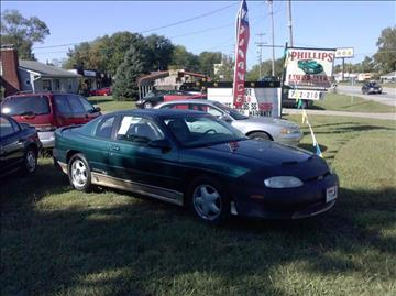 1998 Chevrolet Monte Carlo for sale in Loveland, OH