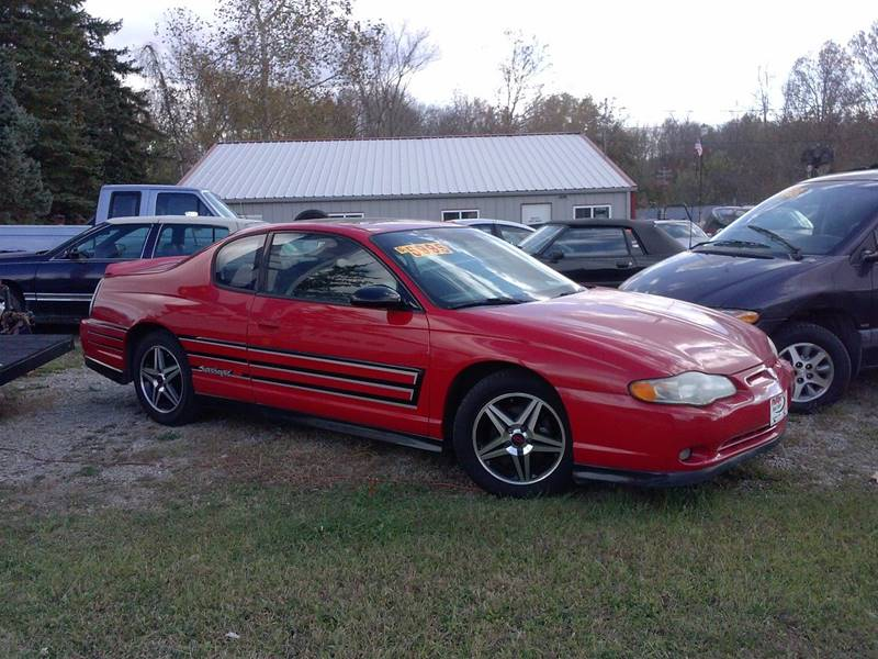 2004 Chevrolet Monte Carlo SS Supercharged 2dr Coupe - Loveland OH
