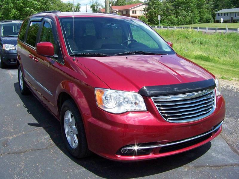 2011 Chrysler Town and Country Touring 4dr Mini-Van - Danville PA