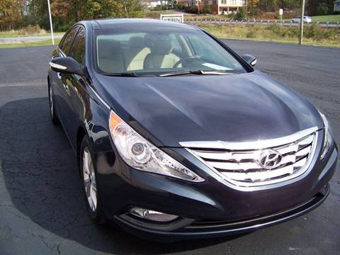 2012 Hyundai Sonata for sale in Danville, PA