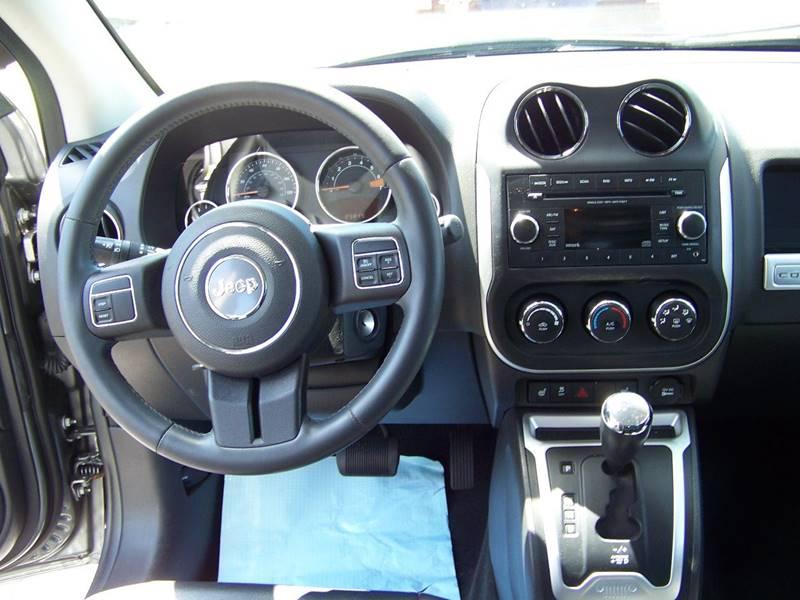 2014 Jeep Compass 4x4 Latitude 4dr SUV - Danville PA