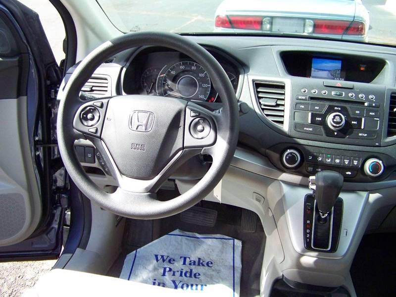2014 Honda CR-V AWD EX 4dr SUV - Danville PA