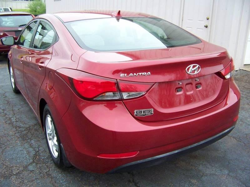 2014 Hyundai Elantra SE 4dr Sedan - Danville PA