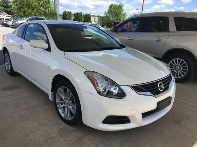 Nissan Dealership In Wernersville Pa >> 2012 Nissan Altima 2 5 S 2dr Coupe Cvt In Wernersville Pa Veterans