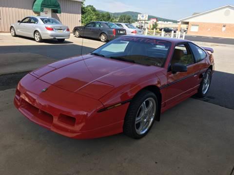 1988 Pontiac Fiero for sale in Wernersville, PA