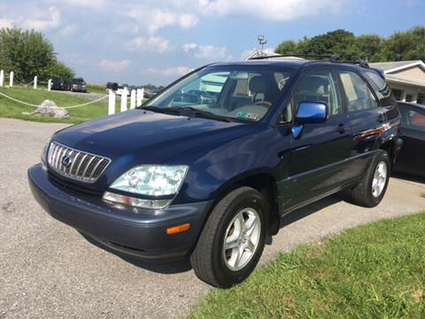 2002 Lexus RX 300 for sale in Wernersville, PA