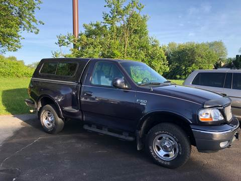 1999 Ford F-150 for sale in Wernersville, PA
