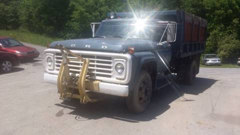 1975 Ford F-600