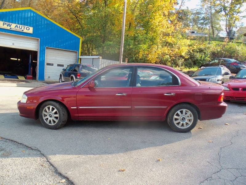 2002 Kia Optima SE 4dr Sedan - Waynesburg PA