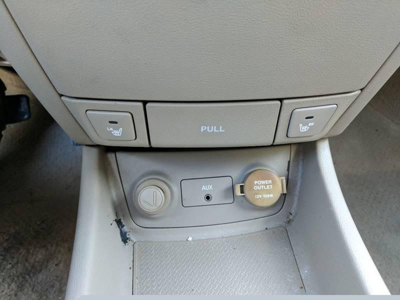2007 Hyundai Elantra GLS 4dr Sedan - Waynesburg PA