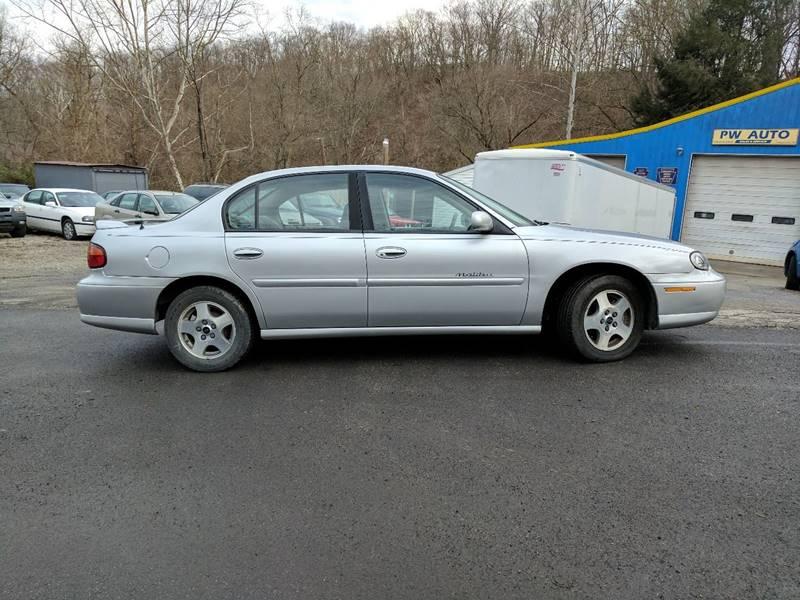 2002 Chevrolet Malibu LS 4dr Sedan - Waynesburg PA