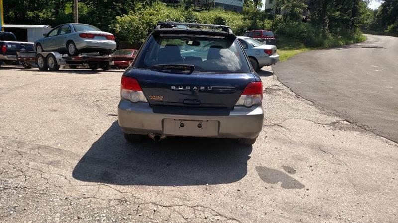 2005 Subaru Impreza AWD Outback Sport 4dr Wagon - Waynesburg PA