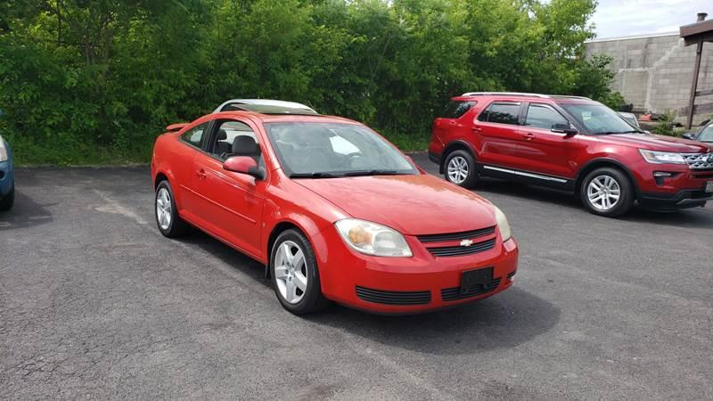 2007 Chevrolet Cobalt LT 2dr Coupe In Troy NY - GENDRON'S