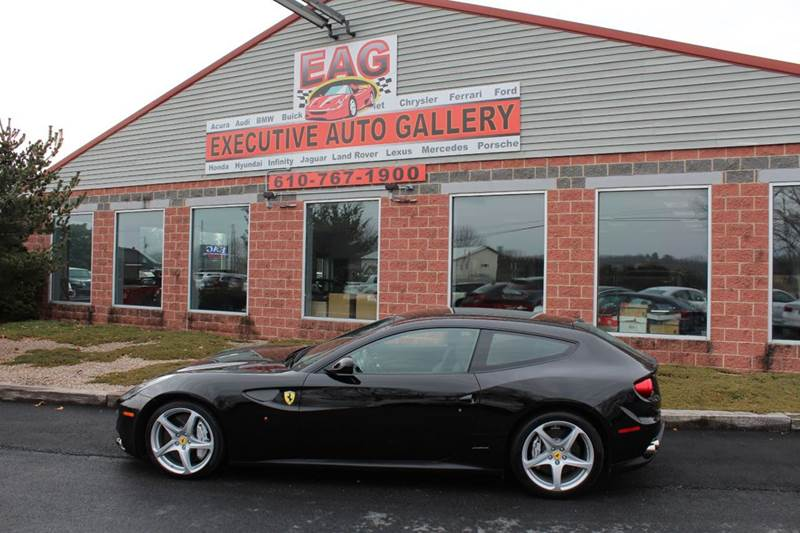 2012 Ferrari Ff Awd 2dr Hatchback In Walnutport Pa Executive Auto